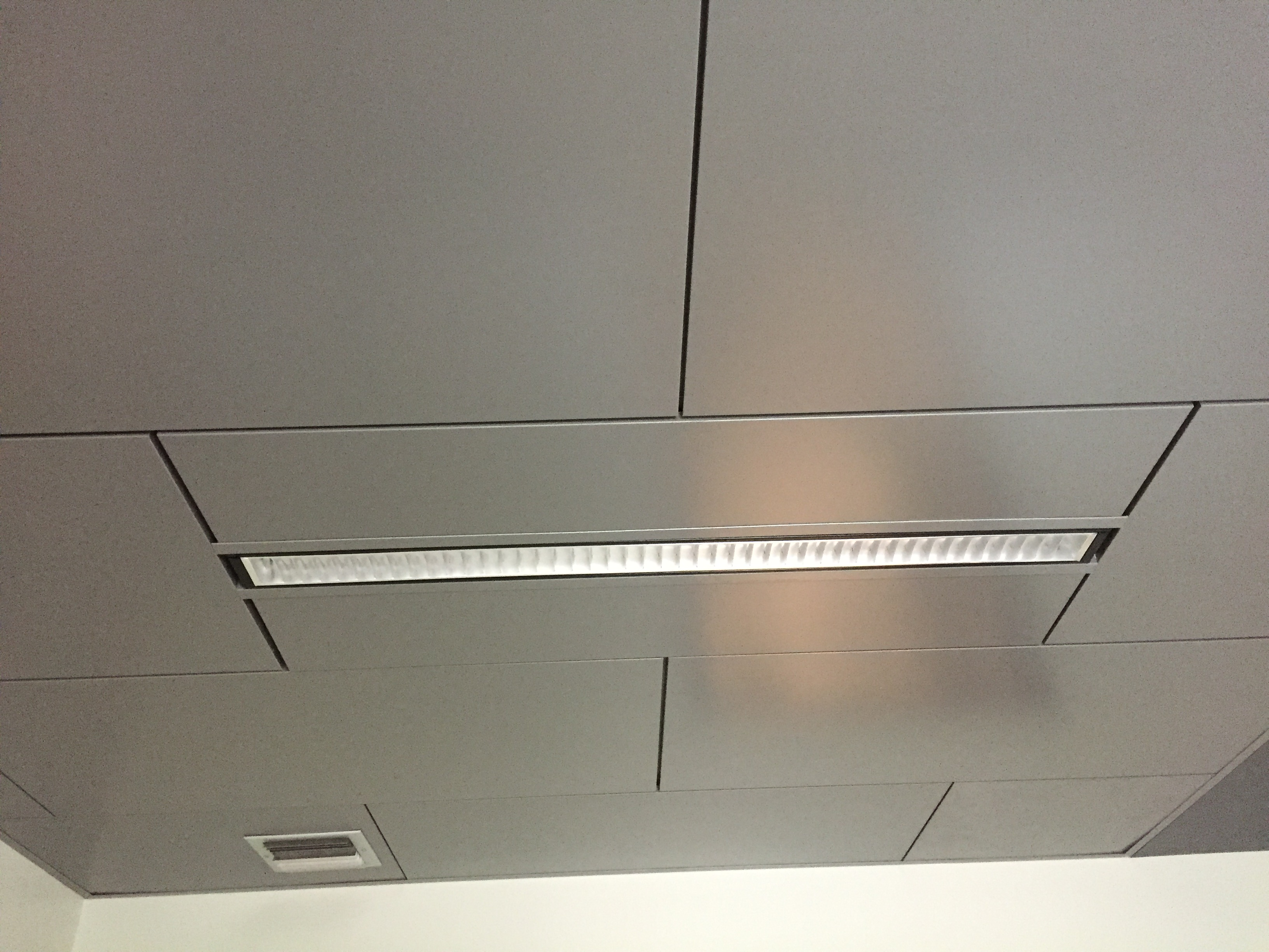 Metal Panel Ceilings
